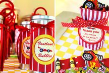 Cars & Race Car Party Ideas / by Sassy Sisters