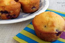 bizcochos y muffins