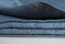 Linen inspirations; accessories, fabrics