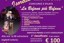 Locandine eventi / Eventi organizzati dall'associazione commercianti del Naviglio di Isorella