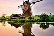 Places to Visit Holland / by Bruno Oliveira