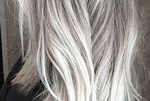 Röfleli saç renkleri