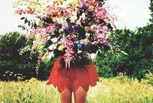 Flower & me
