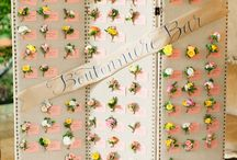 Boutonnieres / Ideas and inspiration for event boutonnieres.