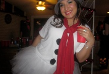 """Christmas-""""Ugly Sweater & Party Outfits"""" / Holiday Party Outfts / by Stephanie"""
