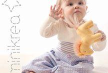 MiniKrea Newborn / Cute DIY patterns for the little ones.