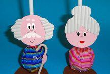 Festa dei nonni / per la #festadeinonni tanti lavoretti simpatici e creativi per i vostri #bambini