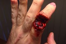 Horror Special Effects Makeup / by Laura Hartley