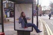 fidm outdoor marketing / by Ashley Martini