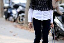 Black&white fashion