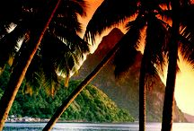 St Lucia / by Mariza Says