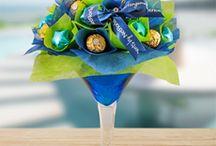 Chocolate Arrangements / Presenting Chocolate