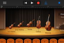 iPad Music Apps & Resources - BWU 2015-2016 / These are high quality apps that can be used for music education.