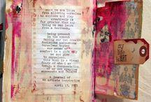 Art journals ideas