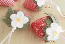 Strawberries / by Charise Creates