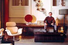 Квартира дизайнера — Паскуа Ортега / Паскуа Ортега (Pascua Ortega) один из самых известных и титулованных испанских дизайнеров и декораторов интерьера. Он также известен своим гостеприимством, благодаря которому мы сегодня сможем побывать в его студии, которая является продолжением его дома…