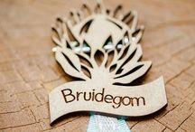 Wedding - badges
