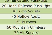 Quick workouts / null