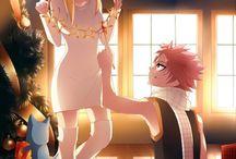 Fairy Tail Natsu♥Lucy