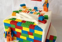 Gateau anni / Lego