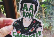 aaron carpenter<3