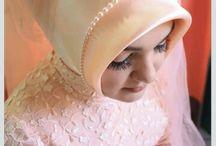 hijab brides
