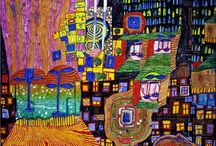 *INSPIRATION FROM ARTIST* / Every single artist has its own vision of his favourite city