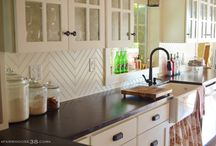 Moms kitchen / by Melissa DeShon