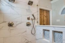 Modern Rustic Bathroom Renovation