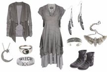 etno witch style