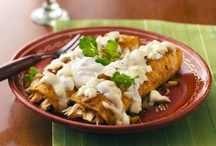Mexican Food / by Sherry Nesbit Evans