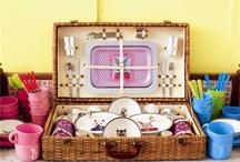 Picnick Basket Handmade