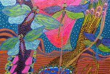 Jane Parker Australia painting