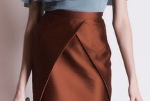 THE OFFICE | TAILORED SKIRTS