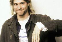 Kurt King of nirVana / Kurt in Nirvana Grunge King