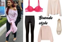 Grande style / Ariana grande outfits
