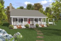 Small house plans and ideas