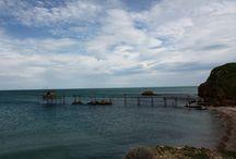 Italian beach / #travel #italy #beach