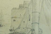 COURBET Gustave - Détails / +++ MORE DETAILS OF ARTWORKS :    https://www.flickr.com/photos/144232185@N03/collections