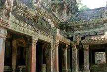 Cambodia / Lugares pelo Cambodia