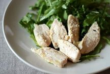 Chicken Food Stuffs / Eat chicken / by Jalena Sidler