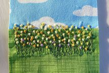 Quilting / by Rachael Collins
