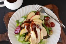 Salads / All types of salads - fruit, veggie, garden...