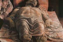 Mantegna Andrea / Storia dell'Arte Pittura  15°-16° sec. Andrea Mantegna 1431-1506