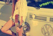 ✌️️My hippie style✌️