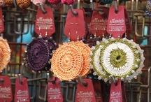 crochet jewelry / by Joanie Benninghofen Carter