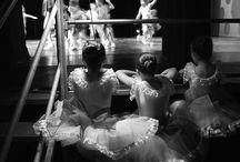 My Ballet / Back-Stage Ballet Shots