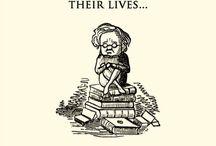 Books / Books, books, books, how do I love thee?