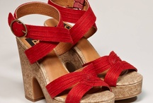 red shoe obsession