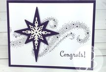 Congratulations Cards / Stampin' Up ideas for handmade / hand stamped cards, scrapbook pages, gift ideas, gift tags for Congratulations by Lisa Ann Bernard of Queen B Creations, Independent Stampin' Up! demonstrator